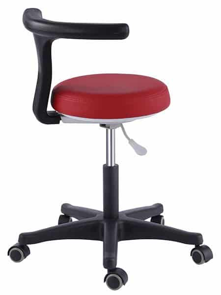 Dental Assistant Stool with Armrest Price - TRONWIND