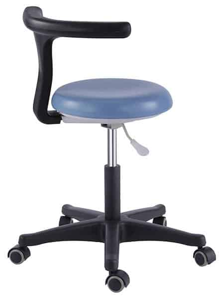 Hospital Nurse Stool with Armrest