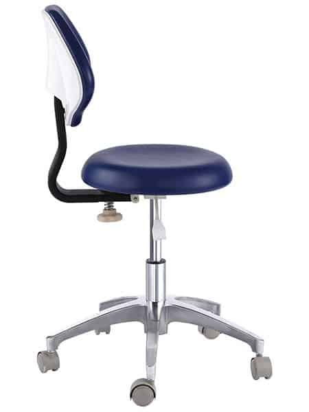 Adjustable dental operator stool-TRONWIND