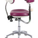 Ophthalmic Stool with Armrest