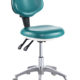 Dental Stool with Back Support