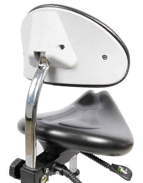 Fully Adjustable Saddle Stool & Ergonomic Stool - TRONWIND