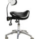 Tronwind Saddle Chair TS01. Dental Stool, Saddle Chair
