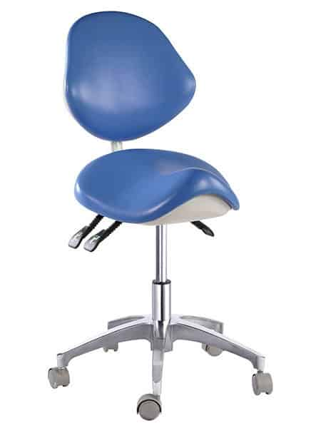 Ergonomic Saddle Chair with Lumber Support | TRONWIND
