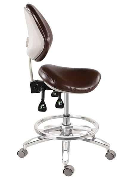 Tronwind Saddle Chair TS05, Dental Stool, Ergonomic Chair