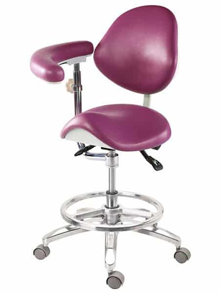 Tronwind Saddle Chair TS09, Dental Stool, Ergonomic Chair