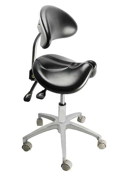 Saddle Stool TS01 Dental Stool Ergonomic Chair  sc 1 st  Tronwind Medical Chairs & Cheap saddle stool with backrest | Tronwind Medical Chair ... islam-shia.org