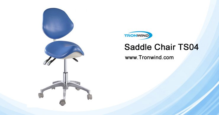 Ergonomic Saddle Chair with Lumber Support Wholesale