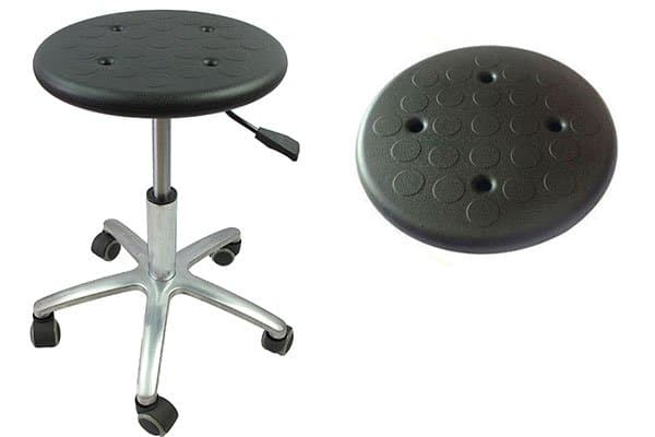 Laboratory Stool, Adjustable Polyurethane Stool | TRONWIND