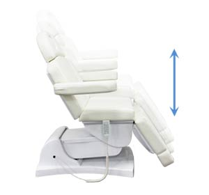 Height Adjustment-Podiatry Treatment Chair TEP02-Tronwind Medical Chairs