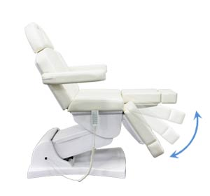 Legrest Adjustment-Podiatry Chair Exam Chair TEP02-Tronwind Medical Chairs