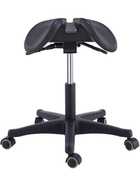Split Saddle Stool Seating, Divided Saddle Chair Supplier - TRONWIND