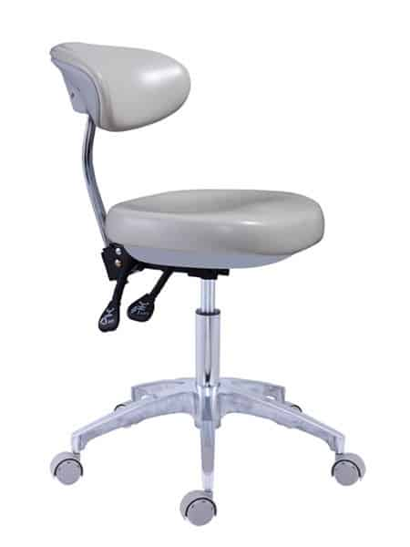 Medical Operator Stools, Dental Stools with Wheels Supplier