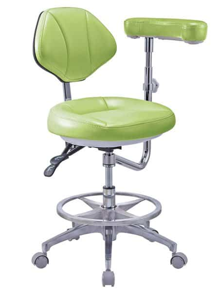 Dental Assistant Stool with Armrest Wholesale-TRONWIND