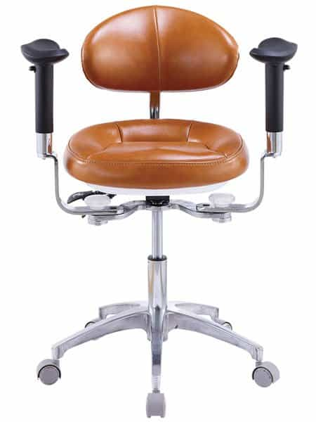 Operating Microscope Chair, Surgeon Stools with Armrest Sale
