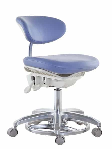 Surgical Chair Microscope Medical Stool with Foot Controlled Adjustment- TRONWIND