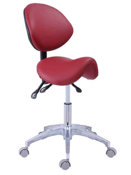Saddle Stool for Dental Practitioners - TRONWIND