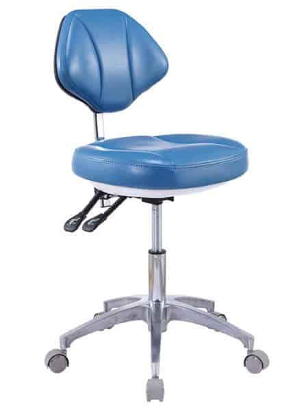Purchase Medical Stool Surgeon Chair with Back-TRONWIND MEDICAL CHAIRS