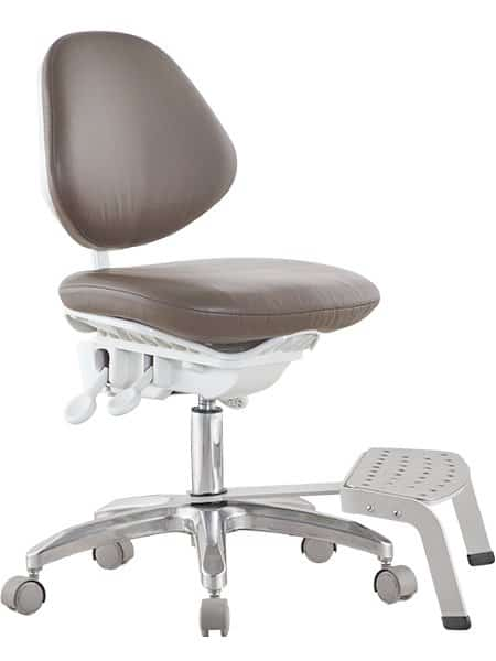 Dental Stool with Pedal, Microscope Chair Foot Rest - TRONWIND