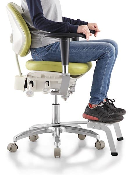 Tronwind Medical Chair-Pedal-demonstration