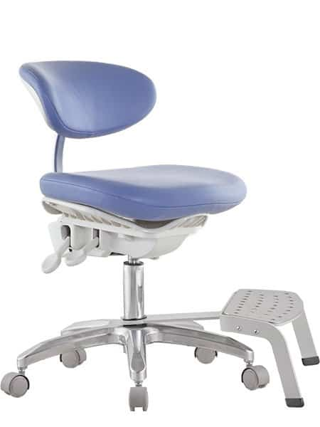 Tronwind Microscope Chair Medical Chair with Footrest-TM08-2