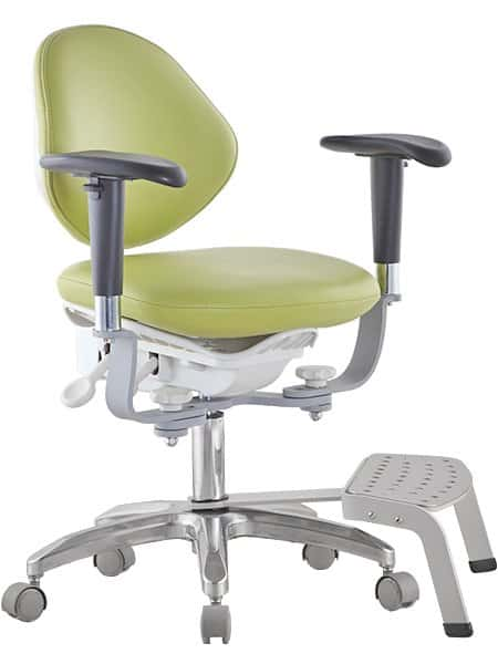 Surgeon Stool Microscope Chair with Footrest Supplier- TRONWIND