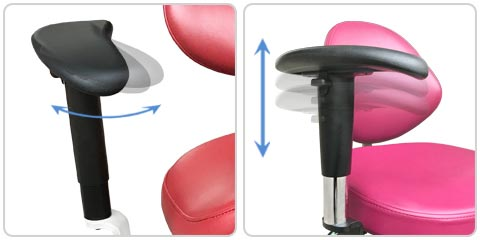 5 Adjustments of the Microscope Chair