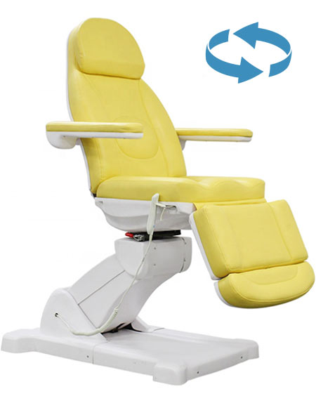 Rotating Electric Beauty Bed TRA03-Tronwind Medical Chairs