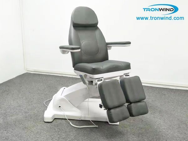 TRONWIND Podiatry chair with split legrests and rotating wholesale supplier
