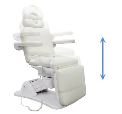 Height Adjustable Treatment Chair - TRONWIND