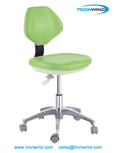 doctor stool with backrest-TRONWIND