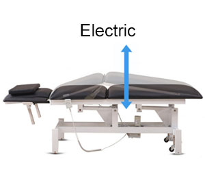 Middle Lifting-Physiotherapy Examination Couch TAE03-TRONWIND