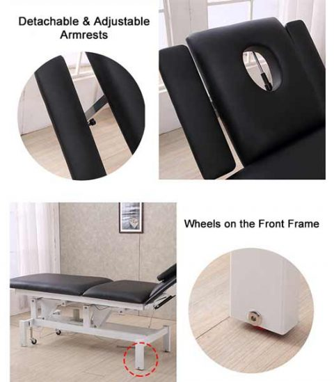 Physiotherapy Treatment Bed TAE03-10 TRONWIND