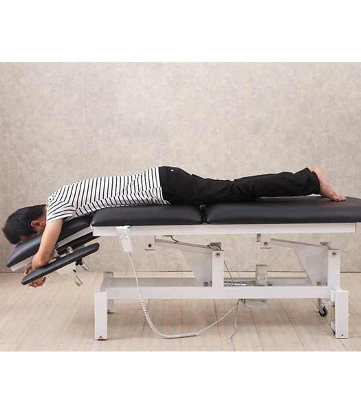 Physiotherapy Treatment Bed TAE03-6 TRONWIND