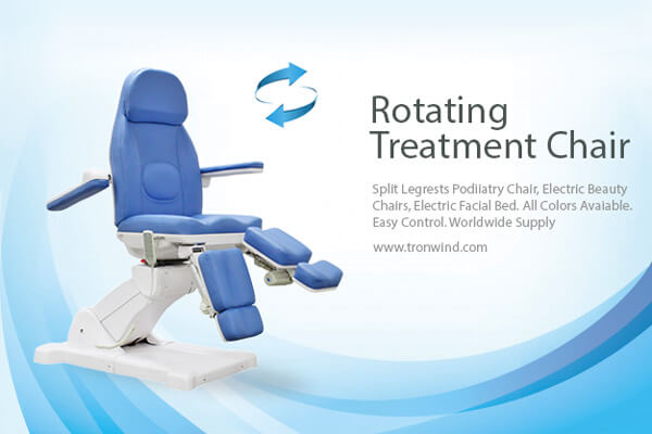 Electric beauty treatment chair podiatry chair-TRONWIND-Banner1